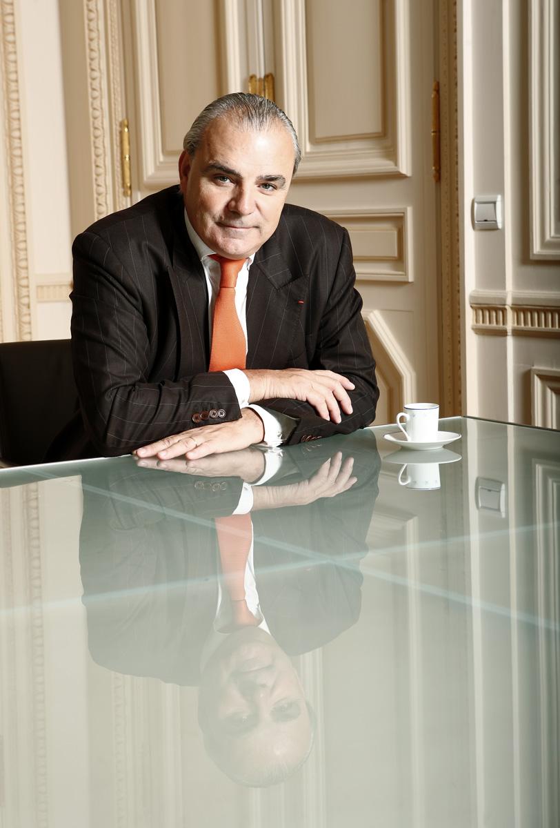 Suez Environnement - Jean-Louis Chaussade